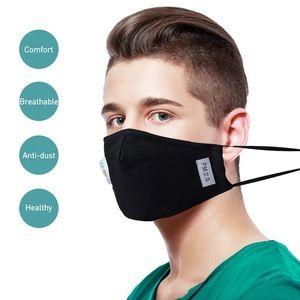 Velvet Dustproof Mouth Face Mask